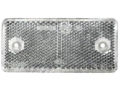 Univerzalni odsevnik (beli) 70mm