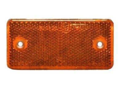 Univerzalni odsevnik (rumeni) 70mm