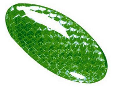 Univerzalni odsevniki 6 kosov zelena, 60824