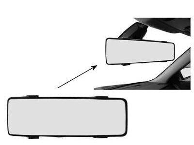 Univerzalni panoramski retrovizor 260 x 65mm