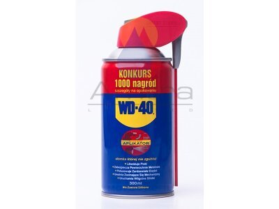 Univerzalni sprej WD-40 300 ml z aplikatorjem