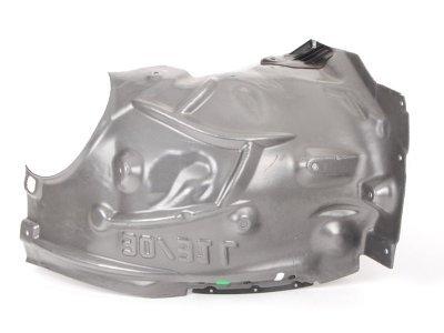 Unutarnja zaštita blatobrana BMW 3 F30/F31 12- stražnji dio