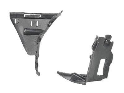 Unutarnja zaštita blatobrana BMW E46 Compact 00-04