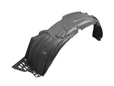 Unutarnja zaštita blatobrana Honda Civic 05-