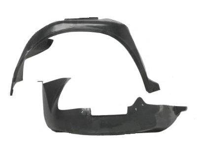 Unutarnja zaštita blatobrana Opel Omega A 86-