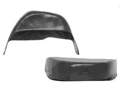Unutarnja zaštita blatobrana (stražnja) Citroen AX 86-