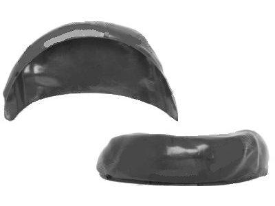 Unutarnja zaštita blatobrana (stražnja) Hyundai Getz 02-11