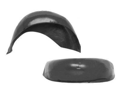 Unutarnja zaštita blatobrana (stražnja) Opel ASTRA G 98-04