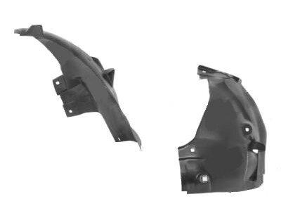 Unutarnja zaštita blatobrana (stražnji dio) Mercedes-Benz S W220 98-02