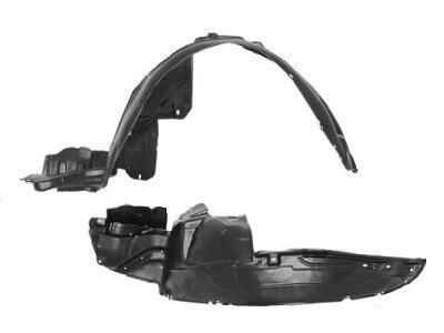 Unutarnja zaštita blatobrana Subaru Impreza 01-02