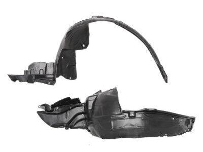 Unutarnja zaštita blatobrana Subaru Impreza 03-05