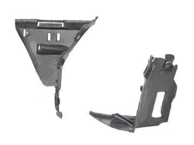 Unutrašnja zaštita blatobrana BMW E46 Compact 00-04