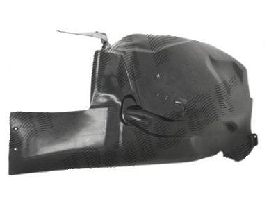 Unutrašnja zaštita blatobrana Citroen C5 01- zadnji deo