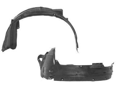 Unutrašnja zaštita blatobrana Honda CRV 06-09