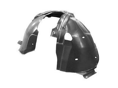 Unutrašnja zaštita blatobrana Mini One / Cooper / Cooper S 04-