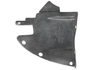 Unutrašnja zaštita blatobrana Peugeot 306 97-01 prednji deo