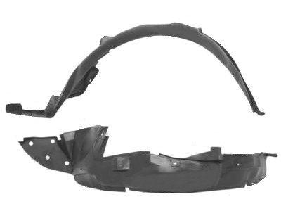 Unutrašnja zaštita blatobrana Rover 200 95-00