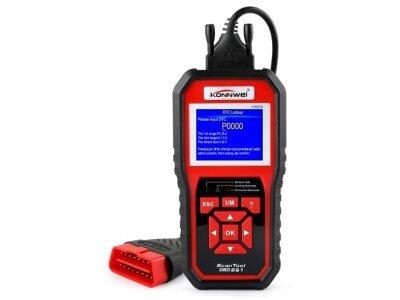 Uređaj za auto dijagnostiku KW850, OBD2