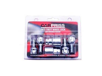 Varnostni vijaki 70520513 - Carpriss, M12X1,5X26MM