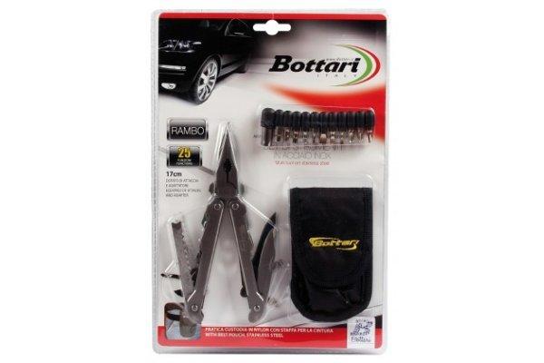 Večnamenski nož (zložljiv), Bottari