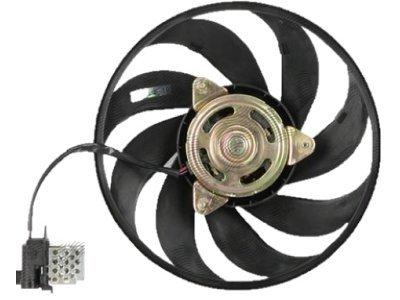 Ventilator bez kućišta 555623U8 - Opel Combo/Corsa/Tigra, 290 mm