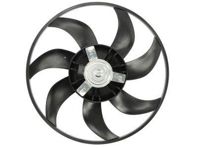 Ventilator bez kućišta 555823U6 - Opel Corsa 06-  , 340 mm