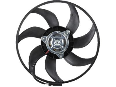 Ventilator bez okvira 555623U3 - Opel Combo/Corsa
