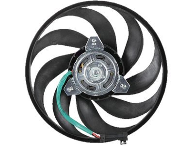 Ventilator bez okvira 555623U8-1 - Opel Combo/Corsa, 315 mm