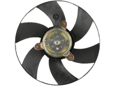 Ventilator bez okvira 671423U5 - Volkswagen Polo (Classic) 96-01