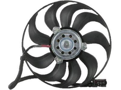 Ventilator bez okvira 954123U7 - Volkswagen Bora/Jetta 00-05, 290 mm