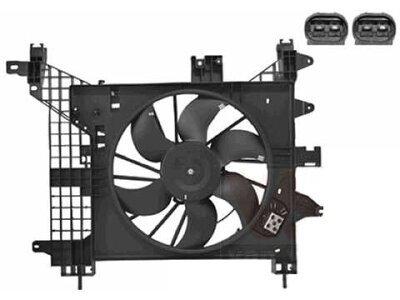 Ventilator hladanjaka Dacia Duster 10-