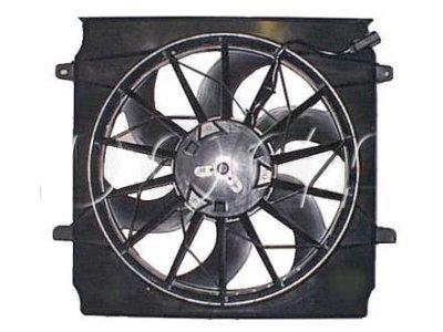 Ventilator hladanjaka Jeep Cherokee (KJ), 01-08