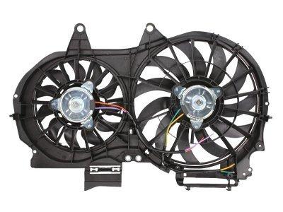 Ventilator hladilnika 133423W2 - Audi A4 00-07