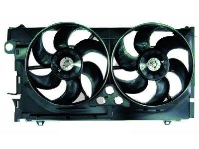 Ventilator hladilnika 232623W6 - Citroen Xsara 97-05