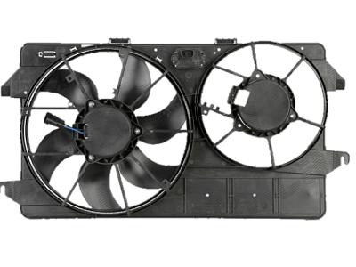 Ventilator hladilnika 325623W4 - Ford Transit Connect 02-14