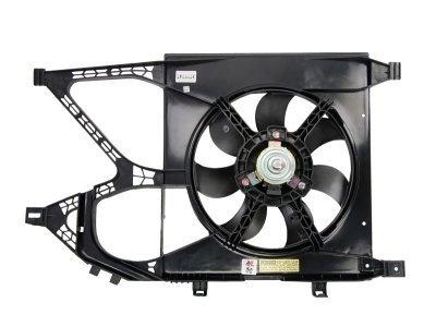 Ventilator hladilnika 555623W1 - Opel Corsa 00-06