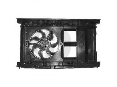 Ventilator hladilnika 571023W1 - Peugeot 307 00-