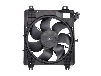 Ventilator hladilnika 571623W3 - Citroen C1 1.4 HDi 05-14