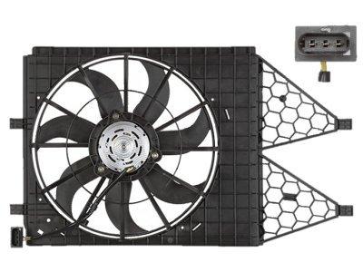 Ventilator hladilnika 953323W1 - Škoda Roomster 07-10