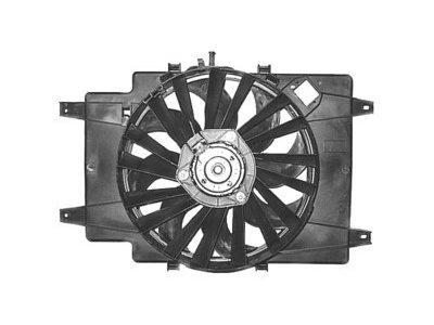 Ventilator hladilnika Alfa Romeo 147 00- 1.6, 2.0