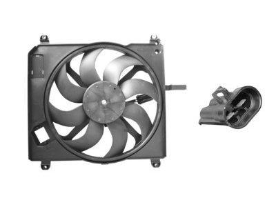 Ventilator hladilnika Fiat Bravo/Brava 95- (380mm)