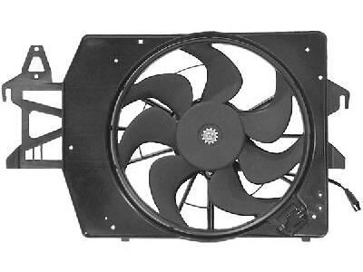 Ventilator hladilnika Ford Escort 95- (1.8 dizel)