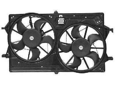 Ventilator hladilnika Ford Focus 98-04 (2.0, za klimo)