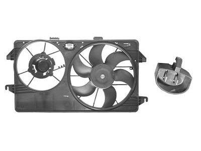 Ventilator hladilnika Ford Transit/Tourneo/Connect -06 (1.8 TDCi, za klimo)