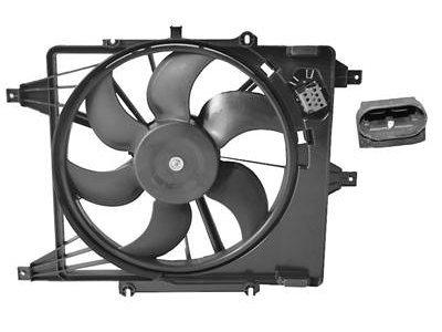 Ventilator hladilnika Renault Clio 98-01 za klimo