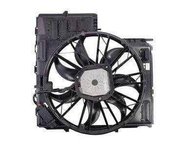 Ventilator hladnjaka 205023W1 - BMW X5 00-07