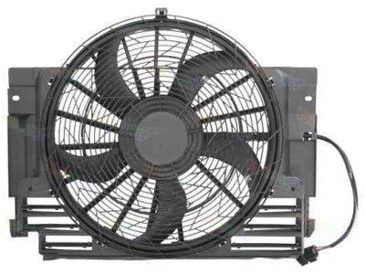 Ventilator hladnjaka 205023W2 - BMW X5 99-07