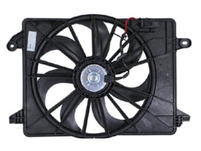 Ventilator hladnjaka 24E123W1 - Chrysler 300 04-