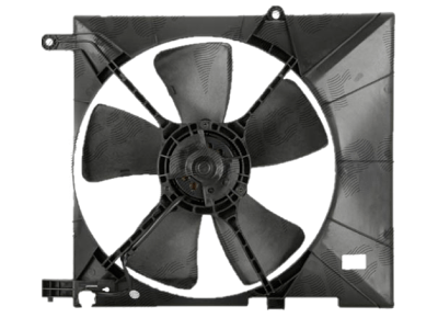 Ventilator hladnjaka 250023W4 - Chevrolet Aveo 05-