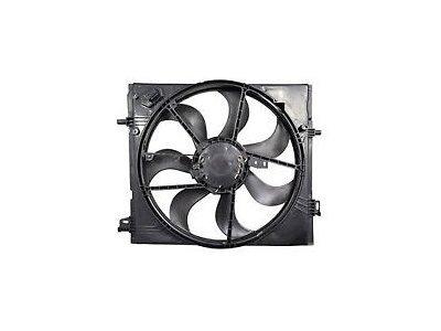 Ventilator hladnjaka 27C123W2X - Nissan Qashqai 13-